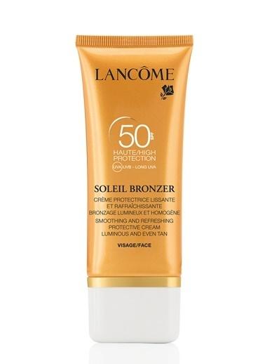 Lancome Lancome Soleil Brz Dry Touch Visage 50 Ml Renkli